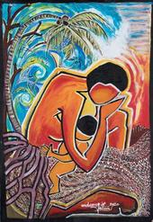 Banner: Weltgebetstag 2021 Vanuatu