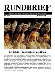 Rundbrief Juni 2014 (Nr. 96)