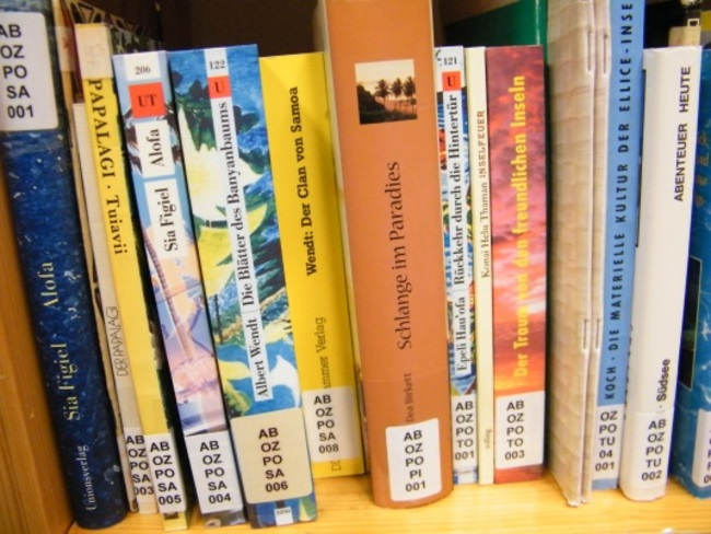 Pazifik-Bibliothek