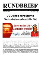 Rundbrief September 2015 (Nr. 101)