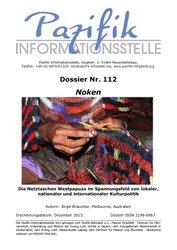 NOKEN - Die Netztaschen Westpapuas im Spannungsfeld von lokaler, nationaler und internationaler Kulturpolitik