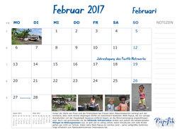 Pazifische Inseln 2017