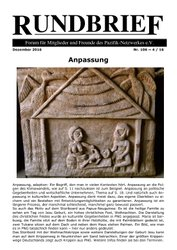 Rundbrief Dezember 2016 (Nr. 106)
