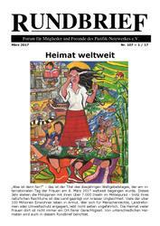 Rundbrief März 2017 (Nr. 107)