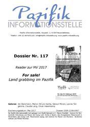 For sale! Landgrabbing im Pazifik