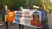 Pazifik-Netzwerk Mitglieder blockieren Büchel und fordern Verbot aller Atomwaffen