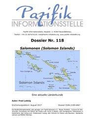 Salomonen - Länderkunde