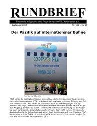 Rundbrief September 2017 (Nr. 109)