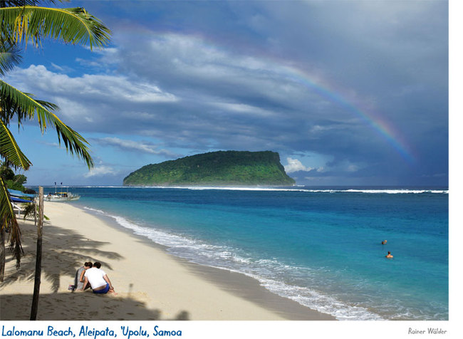 Pazifische Inseln 2018