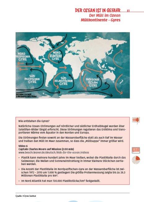 Kids for the Ocean- Ein Handbuch für Pädagogen und Familien