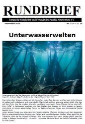 Rundbrief September 2018 (Nr. 113)