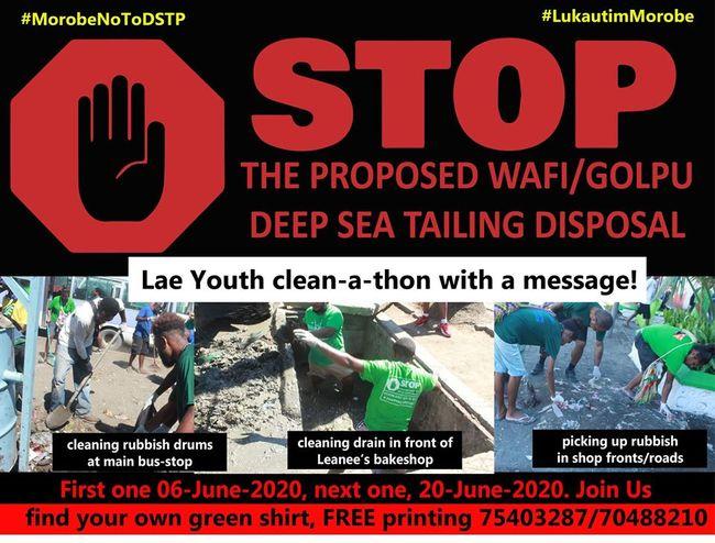 PNG bekommt einen neue Mine - Proteste dagegen