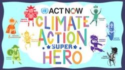 Kinder als Klima-Super-Helden*Innen
