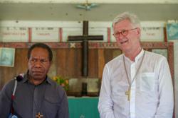 Kirchliche Solidarität im Kampf gegen Willkürherrschaft