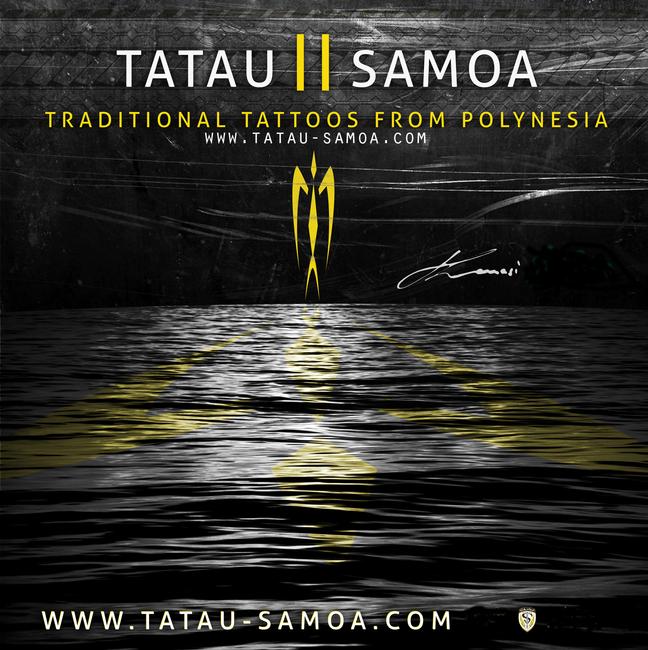 Samoanische Tattoos in Deutschland