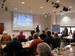 Seminarbeginn im Klimahaus