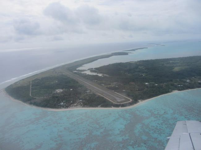 Flughafen Aitutaki