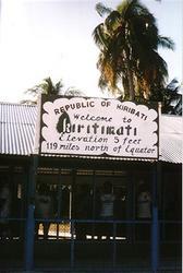 Christmas Island Kiritimati