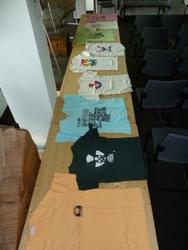 T-Shirts mit Logos