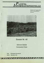 Dossier Nr. 42