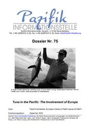 Tuna in the Pacific: The Involvement of Europe